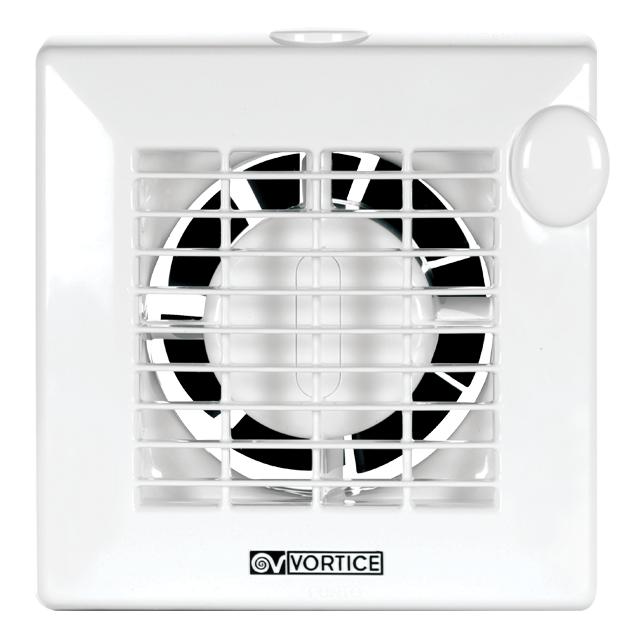 "Вентилятор для ванної Vortice Punto M 120/5"" A LL PIR"