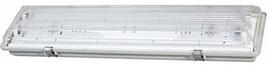 Светильник Magnum WPF LED 2х9W 4100K IP65 G13, светодиодный (лампа в комплекте)