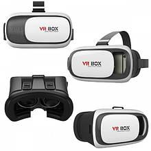 Обзор очков виртуальной реальности VR-Box: функции и возможности