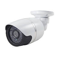 Проводная наружная видеокамера Cotier tv-631w/ip 720 HD IP  LAN