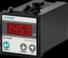 Амперметр электронный TENSE щитовой 48х48 мм переменного тока цена купить електронний