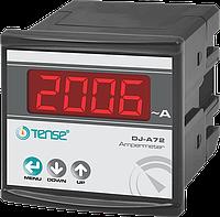 Амперметр цифровой щитовой 72х72 мм электронный цена переменного тока купить фото TENSE
