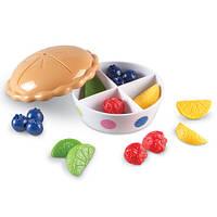 Мини пирог с фруктами от Learning Resources  (Color Fun Fruit Pie)
