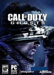 Комп'ютерна гра Call of Duty: GHOSTS (PC) original