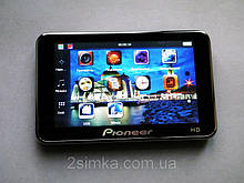 "5"" GPS навигатор Pioneer HD - 4Gb + FM"