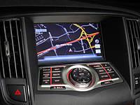 Штатное головное устройство с GPS навигацией для Nissan Maxima - Мультимедийная система 08IT