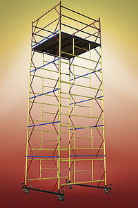 Вышка тура Про max ( 2*2 строительная вышка )