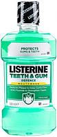Listerin ополаскиватель для рта Teeth&Gum 500 мл