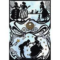 """Набор для вышивания Bothy Threads Cinderella """"Золушка"""", XFT13"""