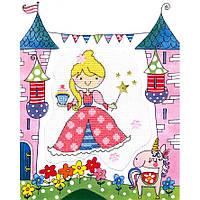 Набор для вышивания Bothy Threads Princess XKK1