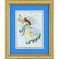 Набор для вышивания Dimensions 06711 Twilight Angel Cross Stitch Kit