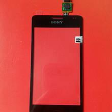 Сенсорный экран для Sony D2004/D2005 Xperia E1/D2104/D2105 Xperia E1 DS/D2114 Xperia E1 TV черный