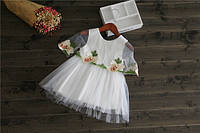 Платье нарядное р. 90, 100, 120 -130 см