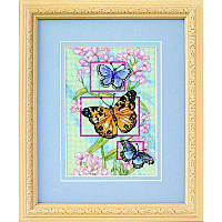 Набор для вышивания Dimensions 65022 Blossoms and Butterflies Cross Stitch Kit