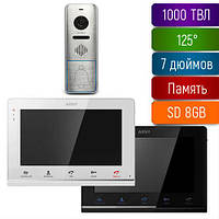 Arny AVD-710MD+AVP-NG420 комплект домофона с памятью