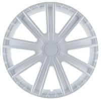 Колпаки на колеса диски для дисков R 15 белые Круиз