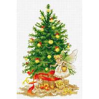 """Набор для вышивания Luca-S """"Рождественская елочка"""""""