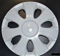 R15 Колпаки на колеса диски для дисков R15 белые колпак K0177