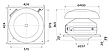 Vortice CA 200 RF, фото 3