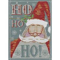 """Набор для вышивания Bothy Threads Ho Ho Ho! """"Хо хо хо!"""", XVC1"""