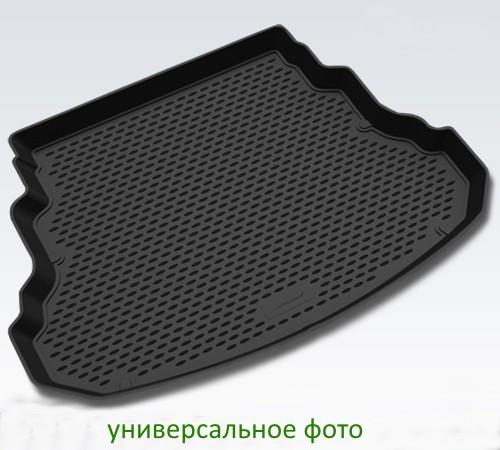 Коврик в багажник для Citroen DS3 2011-> хб.  NLC.10.25.B11