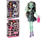 Кукла Monster High/Монстр Хай 1005 с аксессуарами: размер 26см, шарнирная