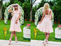 Роскошное платье.  Ткань - креповая костюмка и мульти шифон, брители регулируются. Размер С и М. (21356)