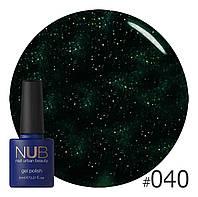 Гель-лак  NUB (США) SPACE TORNADO 040  8ml