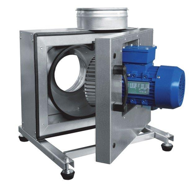 Кухонный вентилятор Lessar LV-FKE 200/4/1