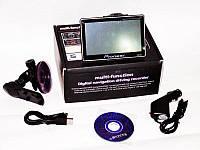 """5"""" Pioneer V850 HD Автомобильный GPS навигатор с видеорегистратором"""