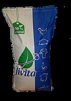 Белково-витаминные добавки для свиней 25кг(доращивание до 35 кг) 25%