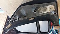 Зеркало правое  БУ Renault Master Opel Movano Nissan Interstar 98-03