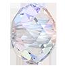 Хрустальные бусины Bellatrix Preciosa (Чехия)  8 мм, Crystal AB