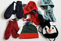 Детские шапки, шарфы, перчатки JBC (Бельгия)