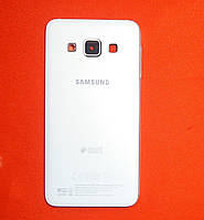 Крышка Samsung A3 / A300H белая Original