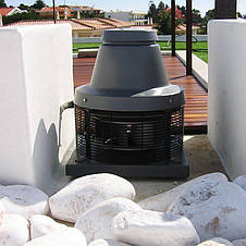 Каминный вентилятор Vortice Tiracamino, фото 2