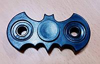 Спиннер Бэтмен Черный Премиум с подшипниками Hand spinner,  finger spinner Игрушка Антистресс
