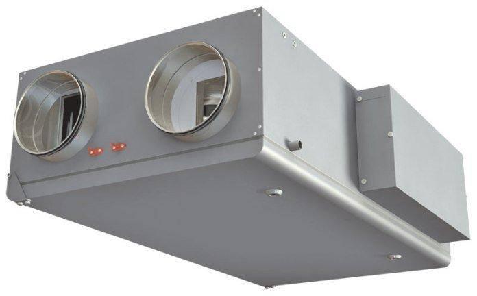 Припливно-витяжна установка Lessar LV-PACU 700 PE, фото 2