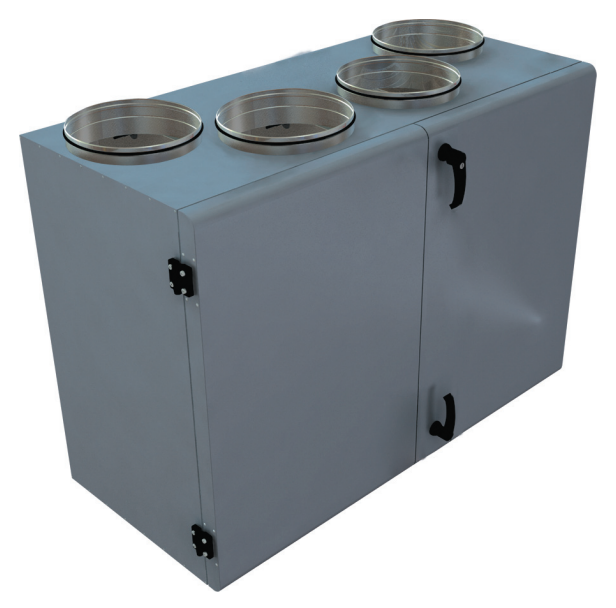 Приточно-вытяжная установка Lessar LV-PACU 1900 VE (L/R)-V4-ECO