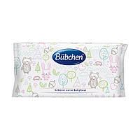 Салфетки для детей с рождения Sensitive, 56 шт Bubchen 3100177