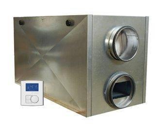 Приточно-вытяжная установка Systemair VR 700 DC Heat rec. unit, фото 2