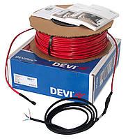 Нагревательный кабель DEVIflex 18T (Дания) 54м.