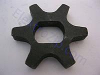 Звездочка для бензопилы 6 лучей, 9x12, h5