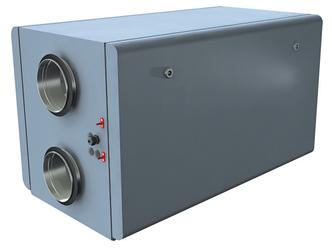 Приточно-вытяжная установка Lessar LV-RACU 700 HW, фото 2