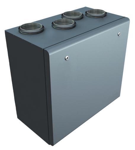 Припливно-витяжна установка Lessar LV-RACU 400 VE (L/R)-V4-ЕСО