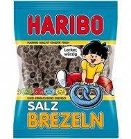 Жевательные конфеты Haribo salz Brezeln 200г