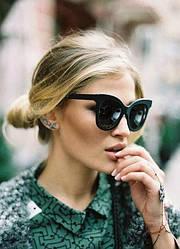 Матовые солнцезащитные очки модные тренды 2017