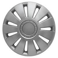 Колпаки на колеса диски для дисков R17 серые колпак K0319 Колпак колеса R17