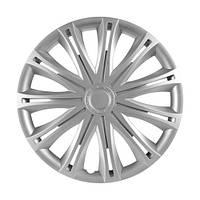 Колпаки на колеса диски для дисков R17 серые Спарк колпак K0320 Колпак колеса R17