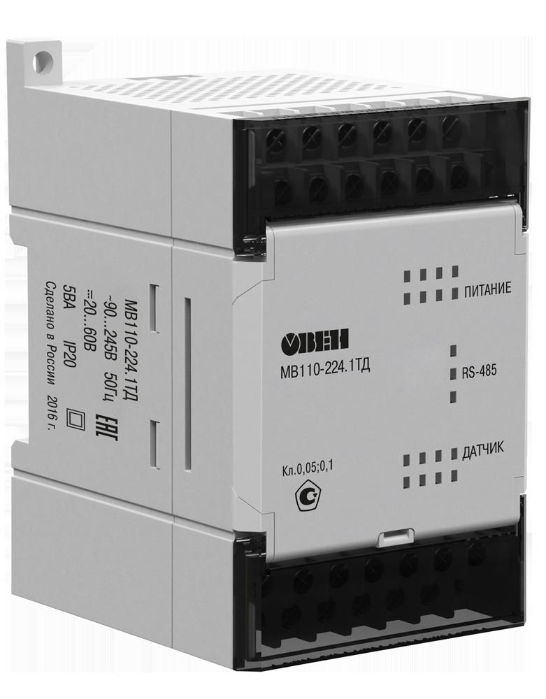 МВ110-224.1ТД Модуль ввода сигналов тензодатчиков - Электротехника, автоматизация, КИПиА, приводная техника в Одессе
